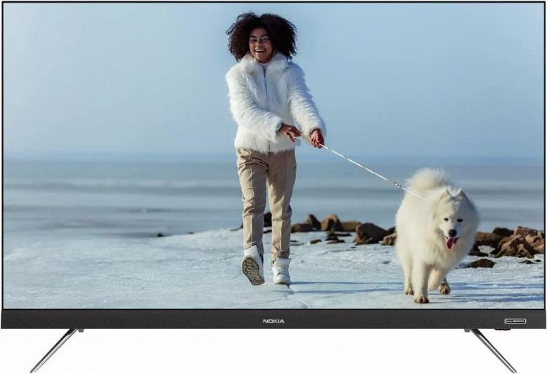 Nokia удивила очень доступными телевизорами. Всего представлено шесть моделей
