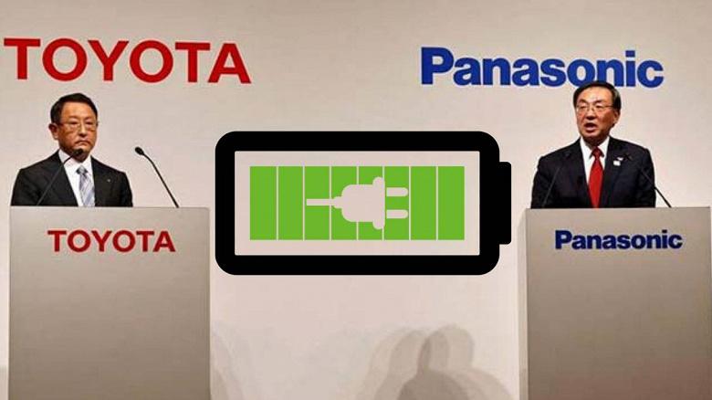 Совместное предприятие Toyota и Panasonic будет выпускать в Японии литий-ионные аккумуляторы для гибридных автомобилей