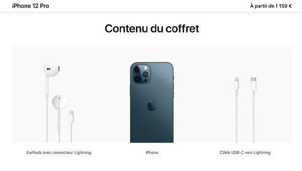 Вот как выглядит уникальный французский комплект iPhone 12