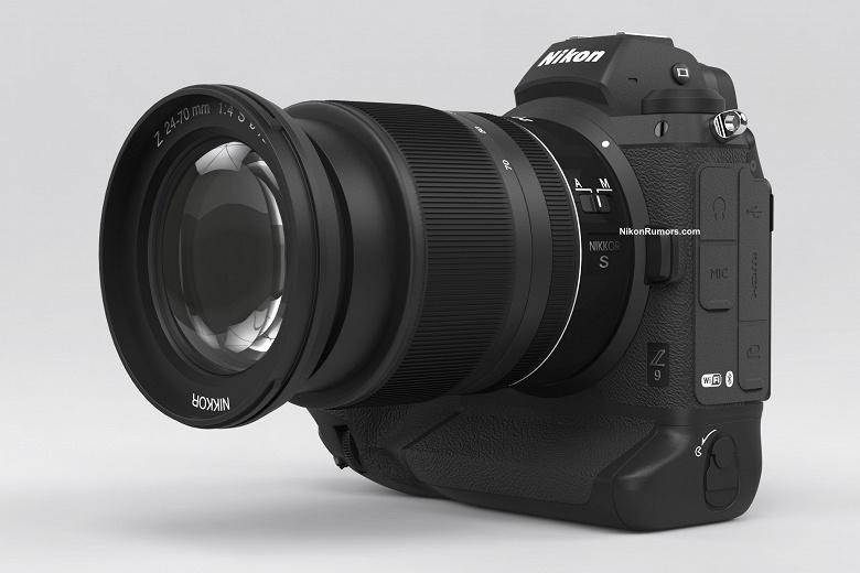 Опубликованы предварительные характеристики беззеркальной камеры Nikon Z9