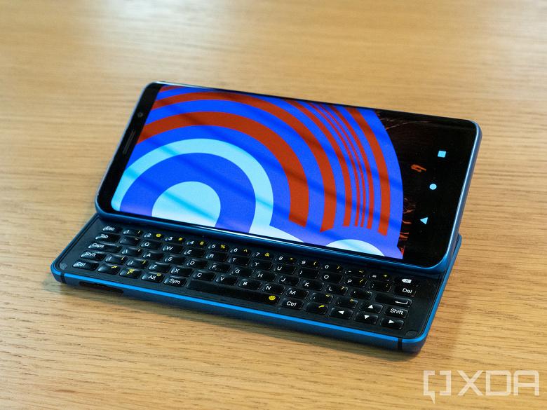 Представлен первый смартфон с Android, LineageOS и Ubuntu Touch
