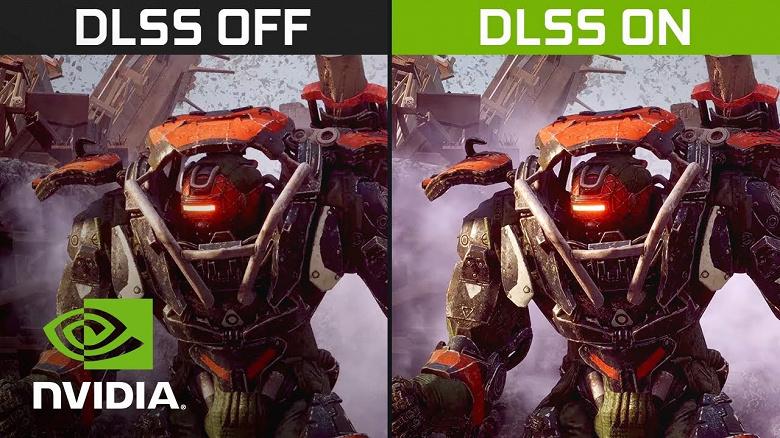 Занятный эксперимент с технологией Nvidia DLSS. Что получится, если запустить игру в разрешении 213 х 160 пикселей?
