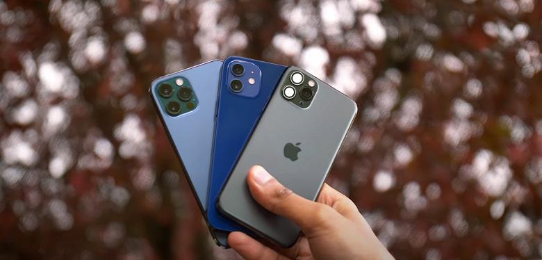 Камеры iPhone 12 и iPhone 12 Pro против iPhone 11 Pro в первом большом сравнении. Стало ли лучше?