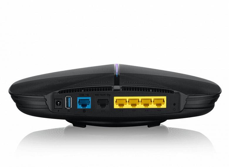 «Безрогий» 12-канальный роутер с Wi-Fi 6. Представлен Zyxel Armor G5 AX6000