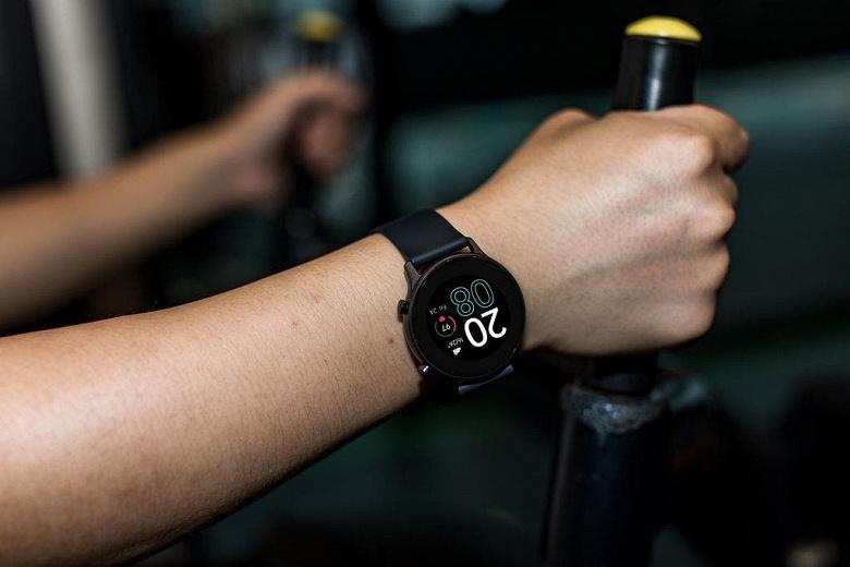 Умные влагозащищённые часы с GPS и пульсокисметром за $40. Представлены Umidigi Urun