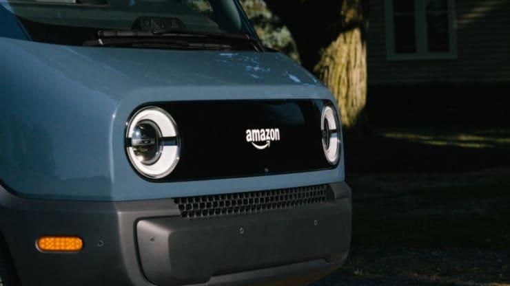 Анонсирован электрический фургон Amazon, созданный совместно с Rivian