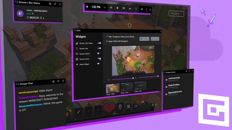 Новые «плюшки» для игр в Windows 10. Microsoft выпустила значимое обновление Xbox Game Bar