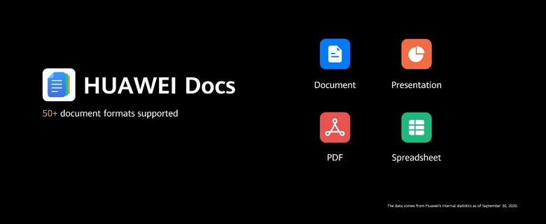 Petal Maps вместо Google Maps, Huawei Docs вместо Google Docs. Huawei представила замену популярным приложениям Google