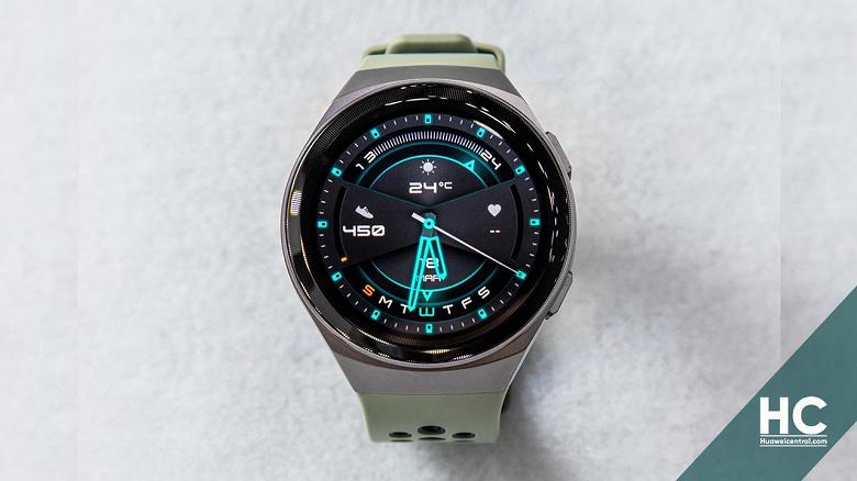 Новая прошивка для Huawei Watch GT 2 и GT 2e улучшает работу GPS и исправляет ошибки