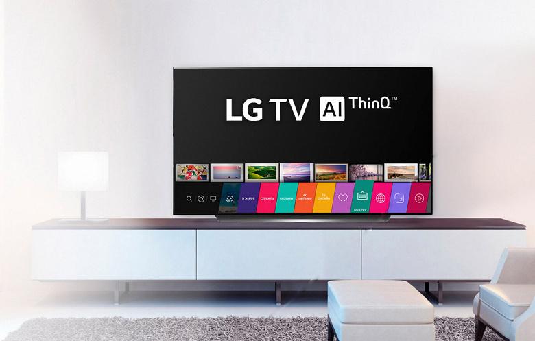 LG заблокирует в России функции Smart TV в своих телевизорах, приобретенных «серым» путем