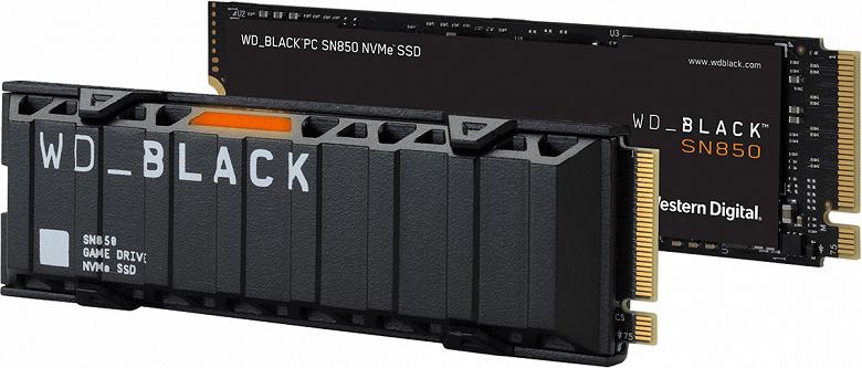 Western Digital представляет новое поколение игровых хранилищ WD_Black