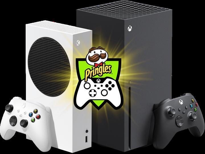В России можно получить бесплатную Xbox Series X от чипсов Pringles
