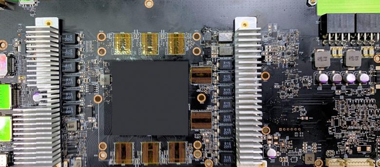 Фото дня: инженерный образец видеокарты AMD следующего поколения