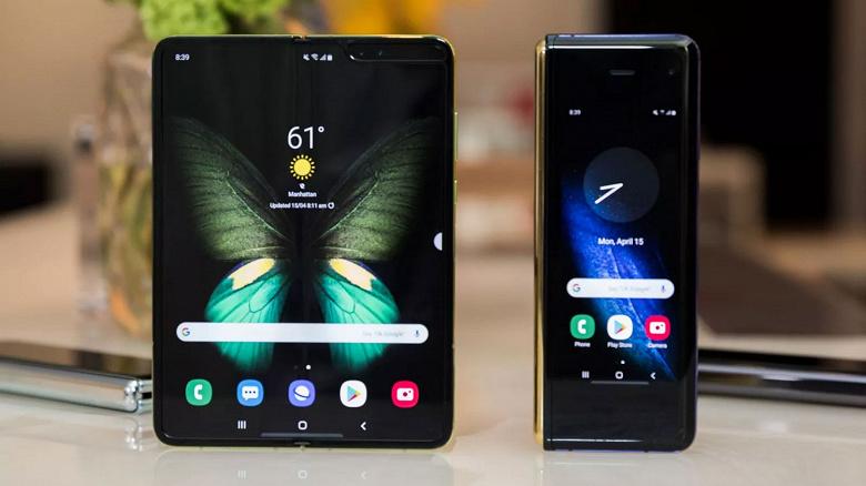 Первый Samsung Galaxy Fold получил функции Galaxy Z Fold2 и новые режимы камеры
