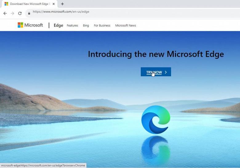 К чему такие сложности, Microsoft? Установить Edge с помощью Chrome или Firefox стало целым приключением