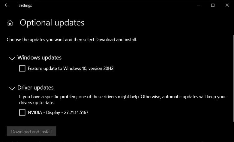 Windows 10 меняет подход к драйверам с ноября