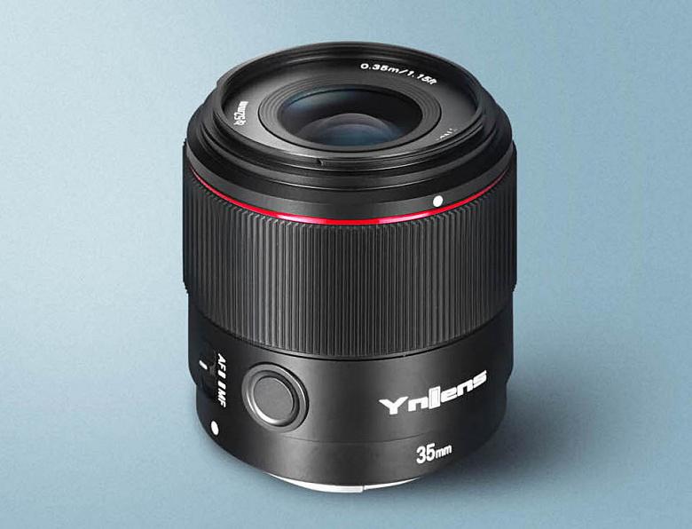Представлен полнокадровый объектив Yongnuo YN35mm f/2S DF DSM с креплением Sony E