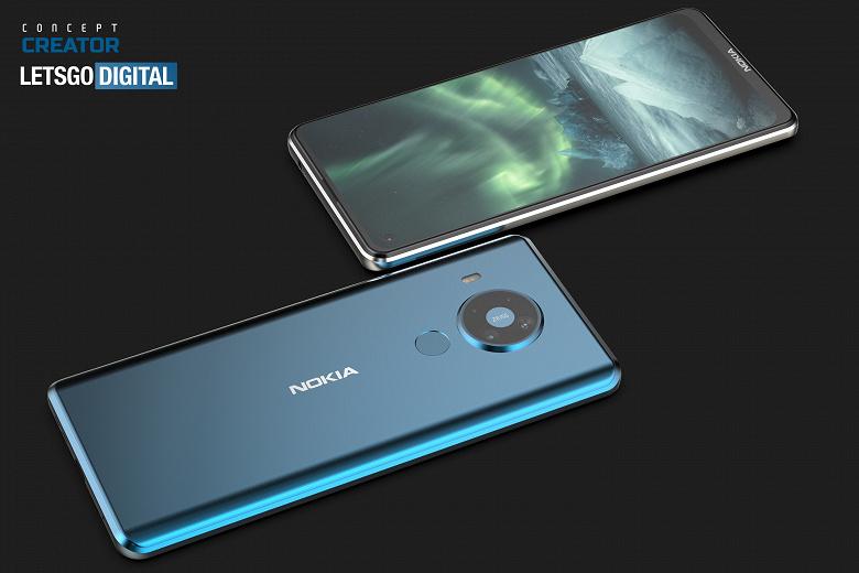 Качественные изображения и видео смартфона Nokia 7.3