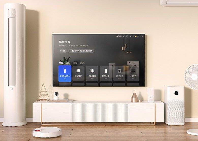 Бюджетные 64 дюйма и 4K. Стартовали продажи Redmi Smart TV A65