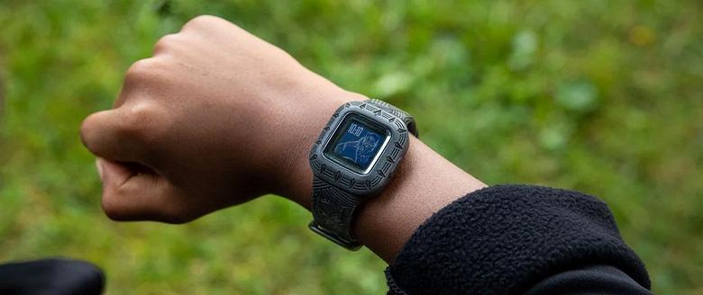 Полезные детские спортивные часы с автономностью в 1 год. Представлены Garmin Vivofit Jr.3