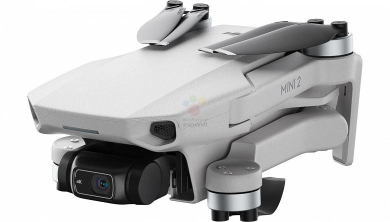 31 минута полета и съемка видео 4К за 450 евро. Характеристики и официальные изображения дрона DJI Mini 2