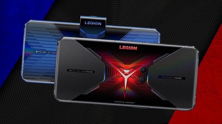 Уникальный флагман прибыл в Европу с дорогими подарками. Lenovo Legion Duel получил два аккумулятора, два USB-C, две тепловые трубки и боковую селфи-камеру