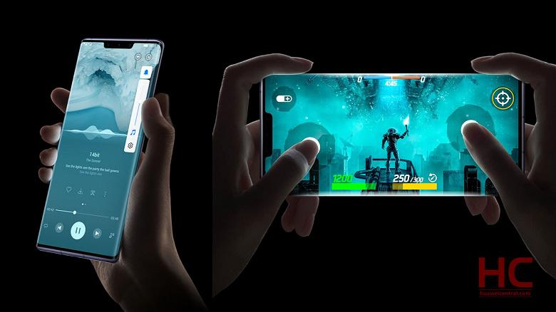Huawei послушала пользователей и вернулась к физическим кнопкам в Huawei Mate 40, но оставила и новые виртуальные клавиши