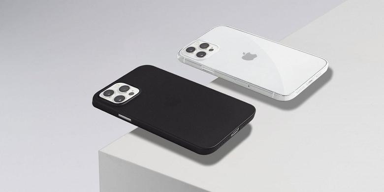 iPhone 12 от самого маленького до самого большого. Производитель чехлов показал всю серию до анонса