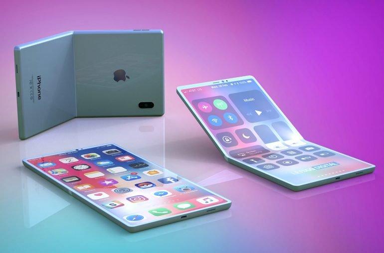 Apple готовит большие перемены для iPhone. Подэкранный сканер отпечатков скоро и гибкий складной дисплей в отдалённом будущем