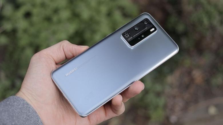 Huawei уничтожила конкурентов на рынке современных смартфонов по итогам 2020 года в Китае