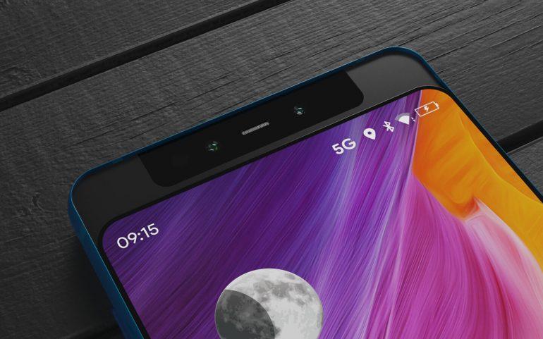 Достойный наследник Xiaomi Mi Mix 3: слайдер с гибким экраном, заходящим на заднюю панель