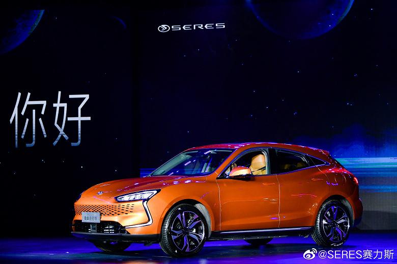 350 л.с и запас хода 1000 км. Представлен первый в мире электромобиль на платформе Huawei