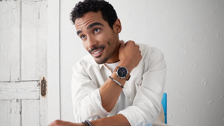 Представлены гибридные умные часы Skagen Jorn Hybrid HR, которые работают 2 недели без подзарядки