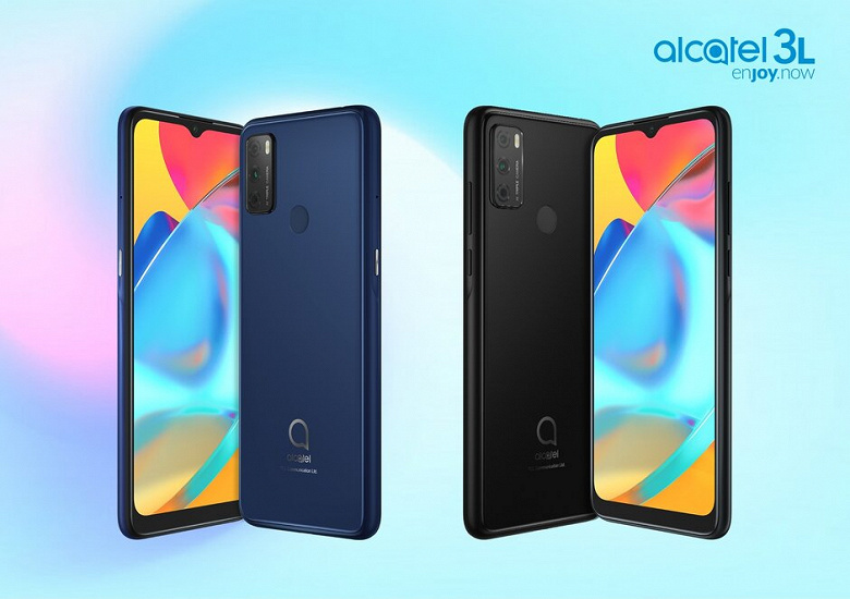 Дешёвые смартфоны с Android 11 из коробки, ещё и от известного бренда. Представлены Alcatel 3L, 1L и 1S