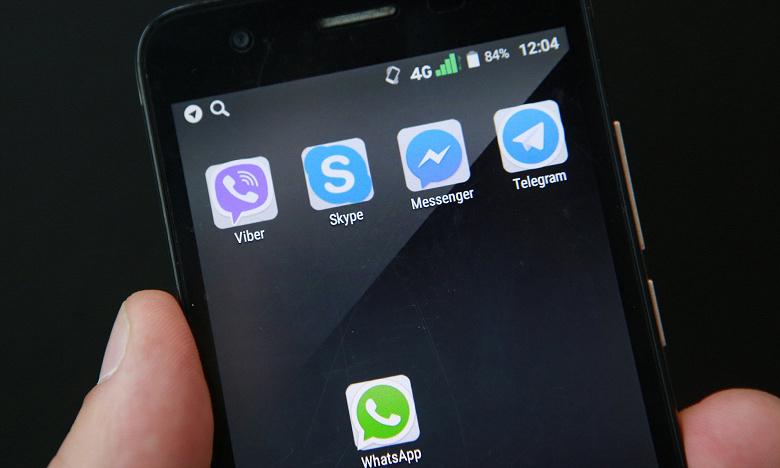 WhatsApp удержал лидерство в России