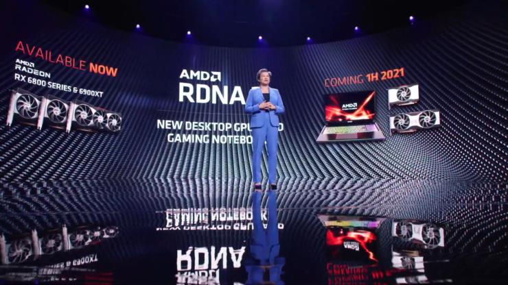 AMD рассказала, когда ждать видеокарты Radeon RX 6700, RX 6700 XT и Radeon RX 6000M