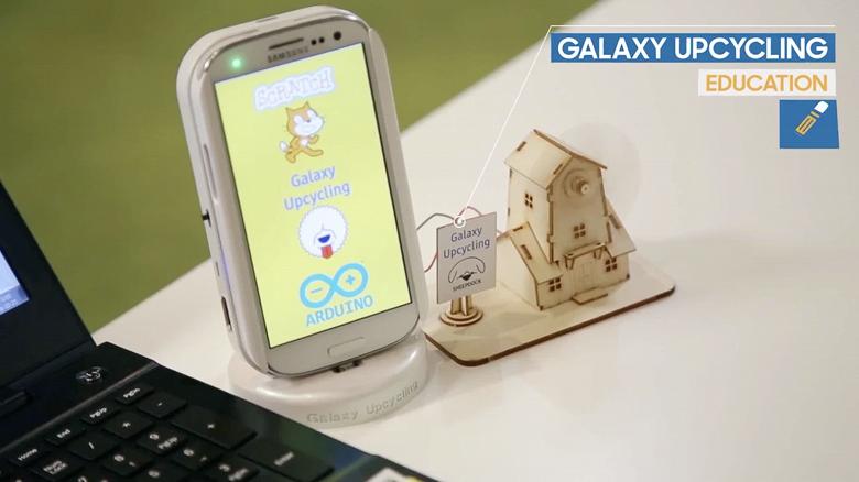 Куда уходят старые телефоны. Samsung предлагает превратить их в гаджеты умного дома