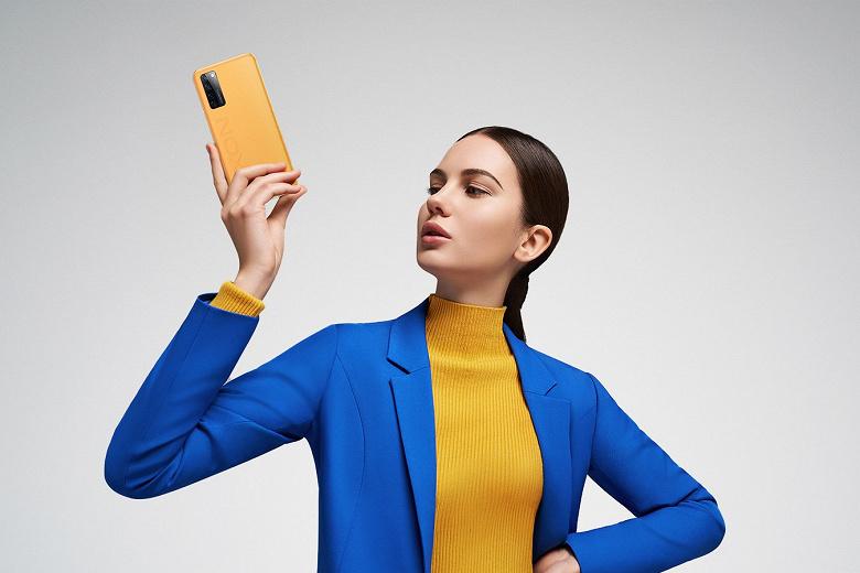 Первый в мире смартфон со скрытой камерой в открытой продаже. Раньше ZTE Axon 20 5G предлагался только по приглашениям