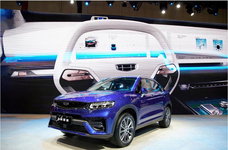 Geely и Tencent объединили усилия в разработке технологий для умных автомобилей