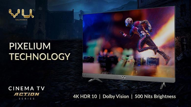 Представлен 4K-телевизор со 100-ваттными динамиками JBL за $680