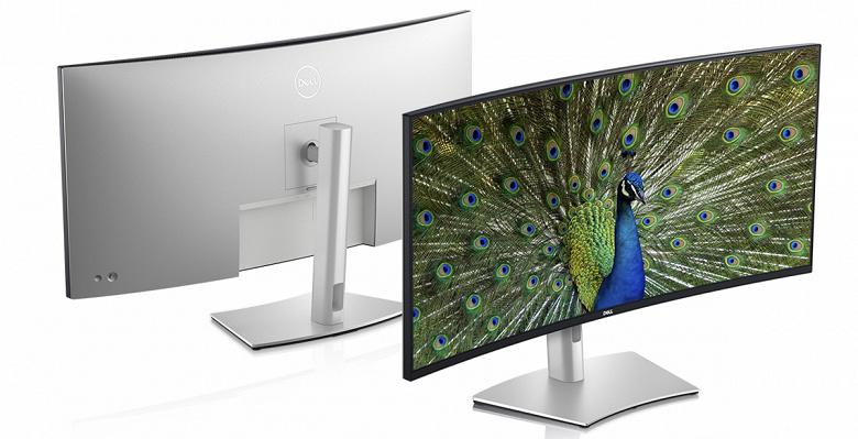 40 дюймов и разрешение 5К за 2100 долларов. Представлен UltraSharp 40 Curved — первый 40-дюймовый сверхширокоформатный монитор Dell