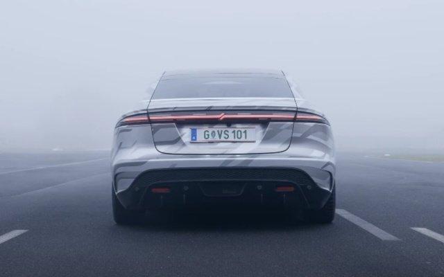 Sony испытала прототип электромобиля Vision-S на общественных дорогах в Европе