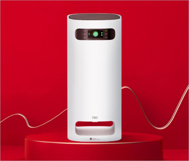 Huawei активно осваивает рынок умной бытовой техники. Представлен очиститель воздуха Huawei Smart Life Air Purifier 1Pro