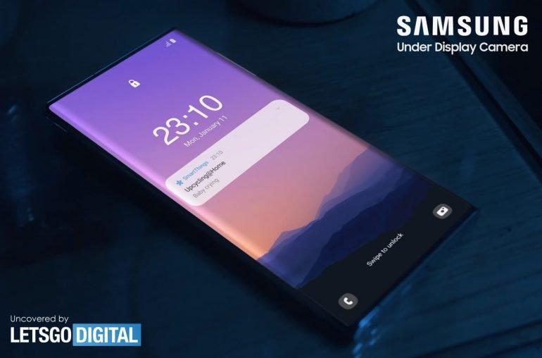 ?В ролике Samsung о «второй жизни» старых телефонов обнаружился потенциальный Samsung Note21 Ultra со скрытой камерой