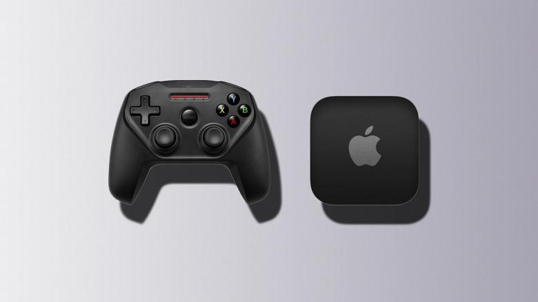 Apple TV 6 станет игровой консолью с новым пультом и геймпадом