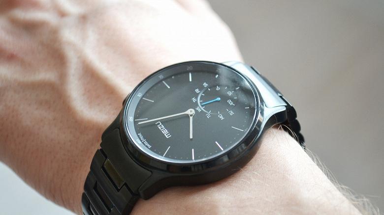 Meizu Watch выходят через пять лет после первых умных часов компании