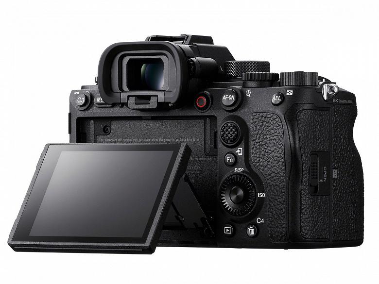 Полнокадровая беззеркальная камера Sony Alpha 1 способна снимать видео 8K с частотой 30 к/с