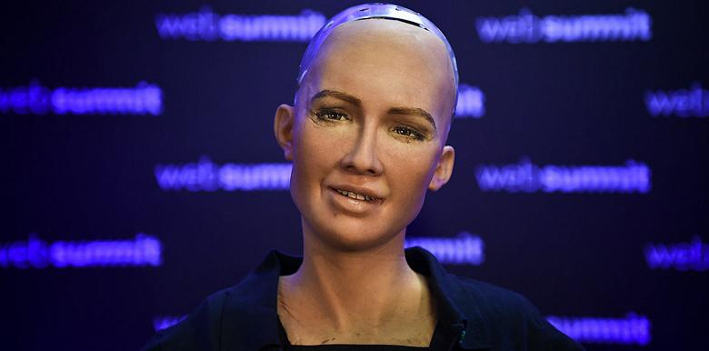 Стартует массовое производство роботов-гуманоидов София