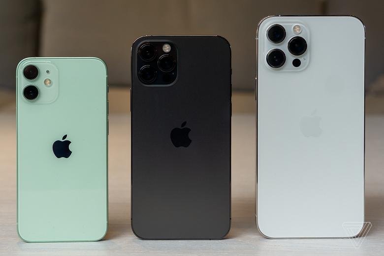 Производство Apple 12 переносят в Индию, Apple снижает зависимость от Китая