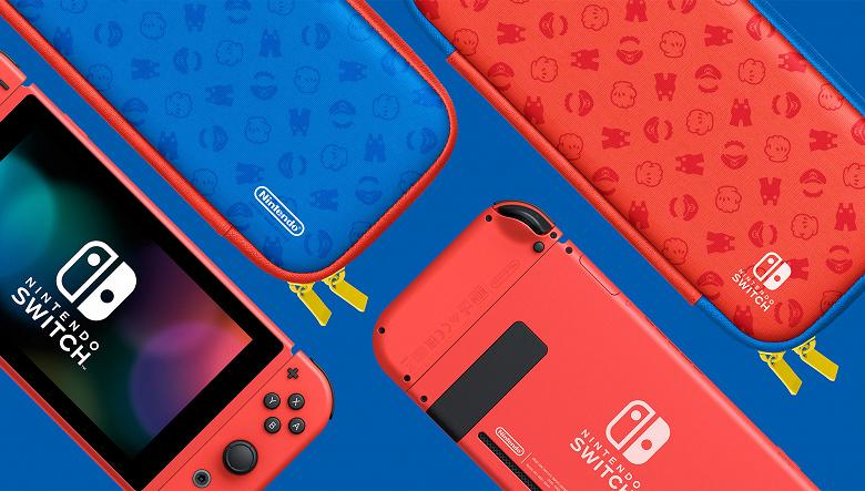 Пока Sony PlayStation 5 не укупишь: Nintendo представила приставку для фанатов Super Mario